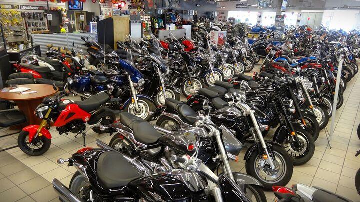 قیمت موتورسیکلت و دوچرخه در ۲۲ مهر ۱۴۰۰