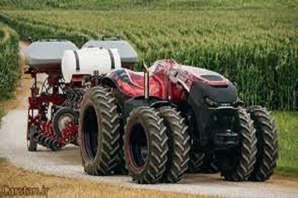 نقش رباتها در صنعت کشاورزی؛ به کارگیری تراکتورهای بدون راننده