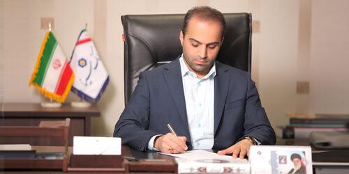پیام تبریک مدیر روابط عمومی بانک سینا به مناسبت روز خبرنگار