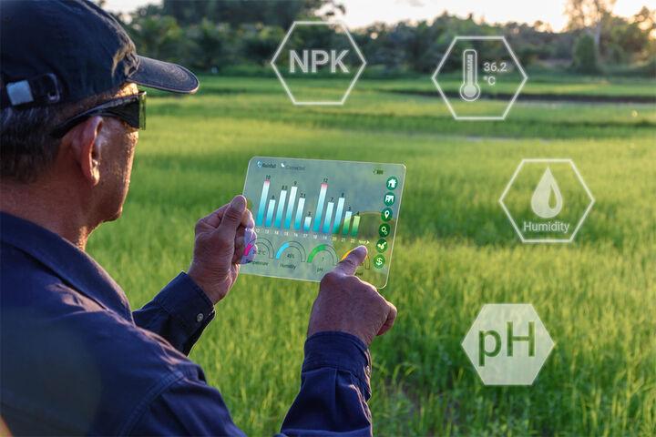روندهای برتر تکنولوژیهای نوین در کشاورزی  پهپاد به کمک صنعت کشت آمد؛ کاهش ۸۵ درصدی هزینهها