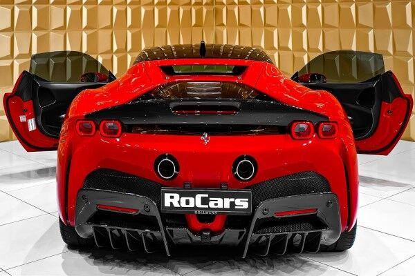 خودروی جدید فراری با موتوری قدرتمند رونمایی شد