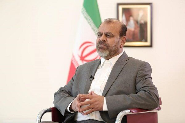 بازدید سرزده وزیر راه و شهرسازی از راهآهن تهران