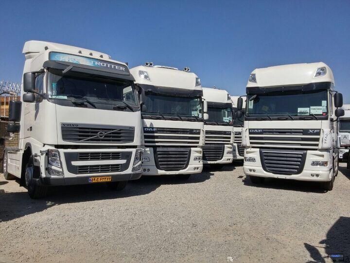 ترخیص کامیونهای دپو شده در گمرک بر اساس اولویت