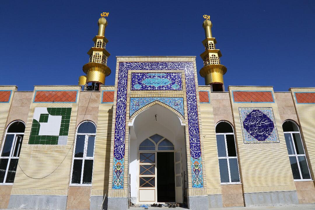 ساخت ۱۵۰۰ مسجد و مرکز فرهنگی برکت در مناطق محروم