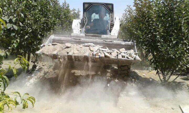 انسداد ۸۶ حلقه چاه آب غیرمجاز در تهران