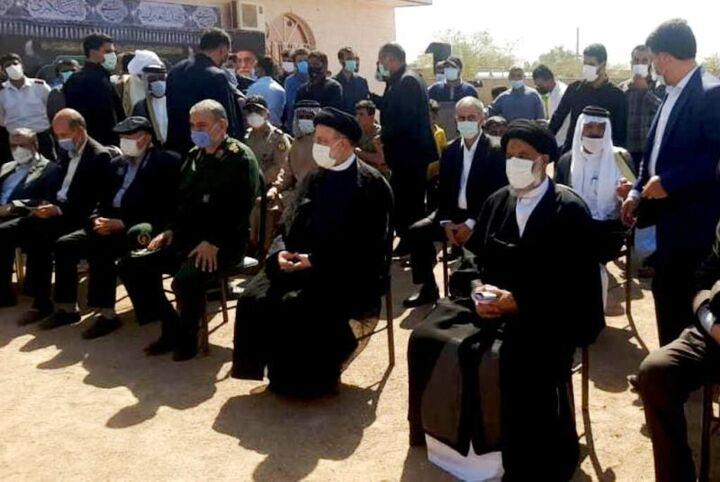 استفاده از همه امکانات دولت برای توسعه منطقه  ولایتمداری خوزستان مثال زدنی است
