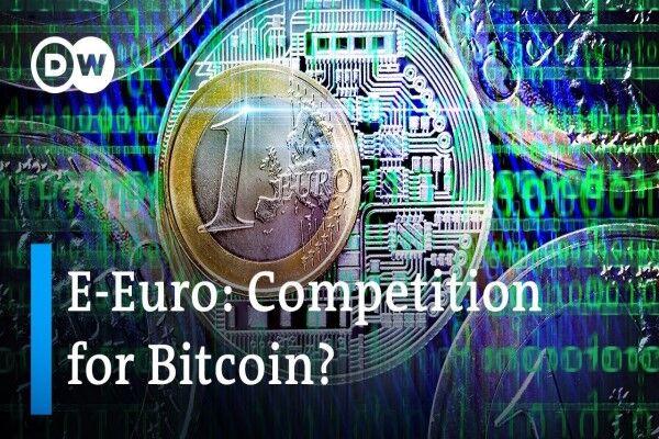 یوروی دیجیتال توسط بانک مرکزی اروپا معرفی شد