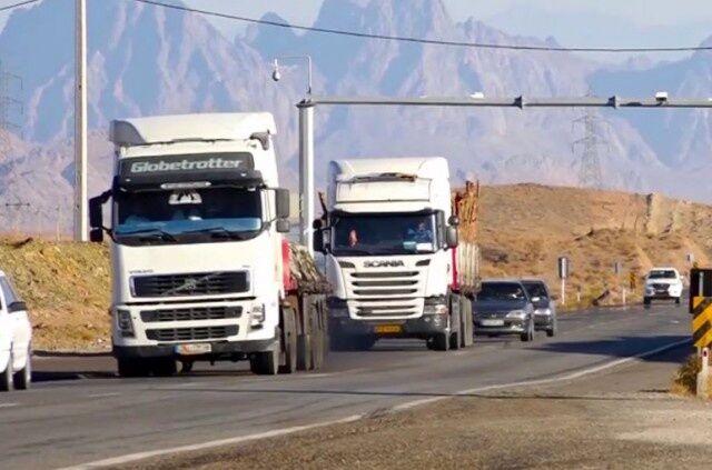 درخواست کامیونداران از قالیباف | منطقه آزاد منتظر تایید است