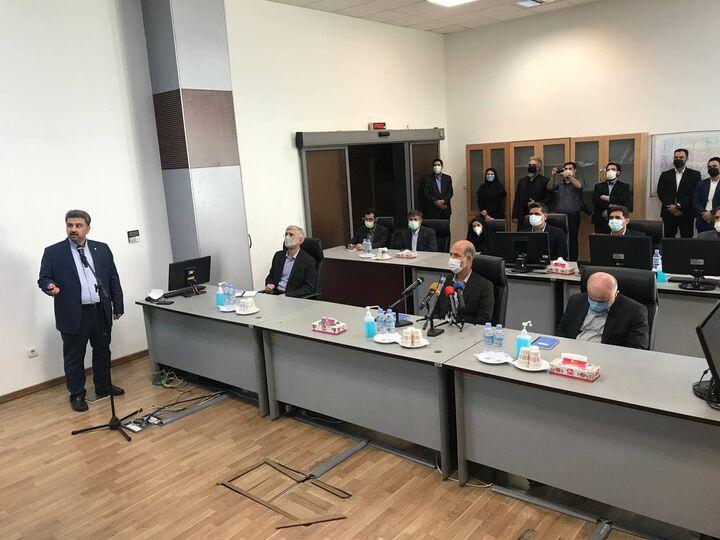 بازدید وزیر نیرو از دیسپاچینگ ملی