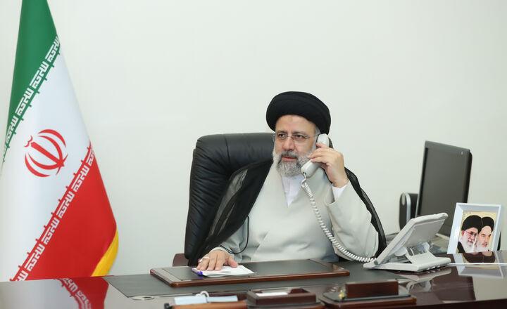 توسعه و تعمیق همکاریهای ایران و روسیه را در همه ابعاد دنبال میکنیم