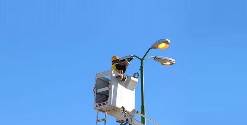 تعویض ۱۰ هزار چراغ روشنایی معابر از طریق صدور گواهی خرید برق