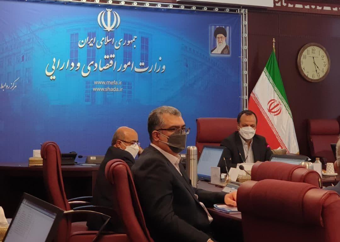 نخستین جلسه شورای عالی بورس با حضور «خاندوزی»