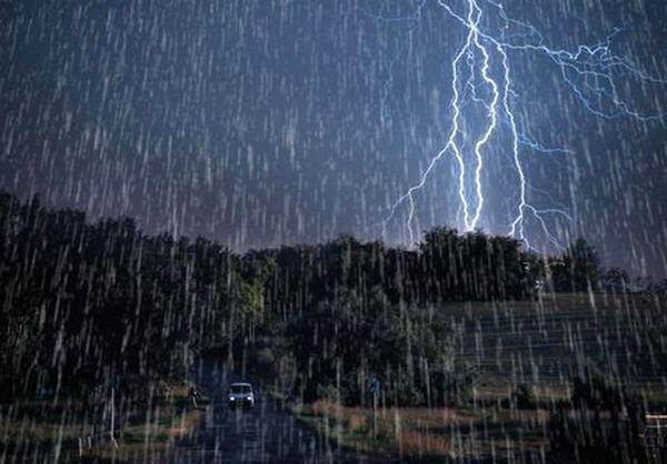 هشدار هواشناسی برای بارش های شدید در غرب گیلان  بارش های بیش از 80 میلی متر