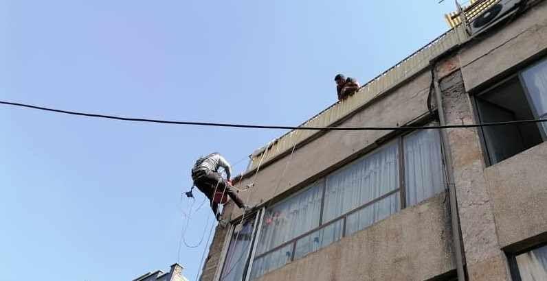 هدر رفت انرژی از ساختمانهای ایران ۳ برابر حد استاندارد است/تولید آجرنمای شیل در اصفهان