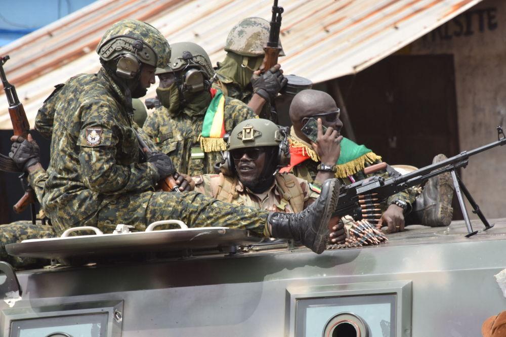 ارتباط کودتای گینه با روابط اقتصادی با چین| پرش بوکسیت و آلومینیوم در سهام شانگهای