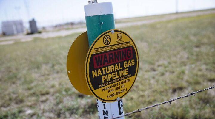 ثبت رکورد تازه قیمت گاز در اروپا
