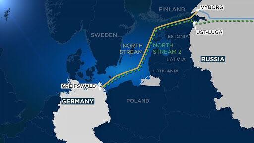 تأکید «مرکل» بر ترانزیت گاز روسیه از اوکراین