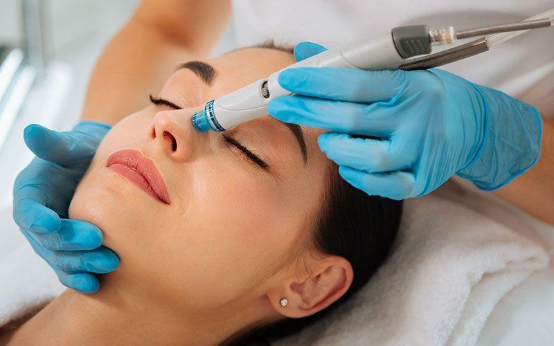 پاکسازی تخصصی پوست