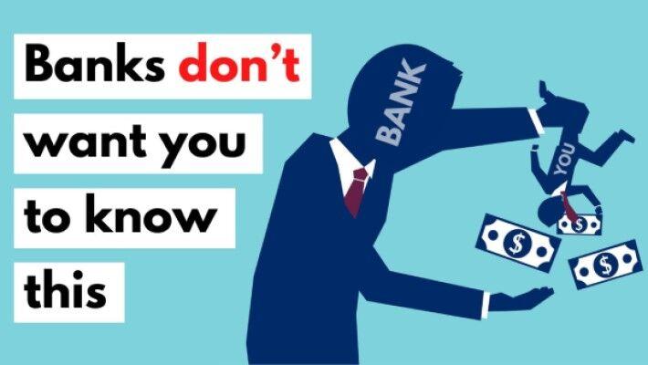 ۷ حقیقتی که درباره بانکها باید بدانید!