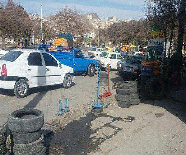 «مشاغل مزاحم» شهروندان مشهدی را به زحمت انداخته است