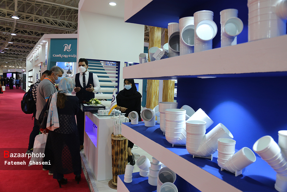 نمایشگاه صنعت ساختمان با عرضه ۱۰۰درصدی محصولات داخلی