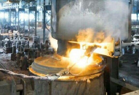 قطعی برق ۵۵۰ میلیارد ریال به مجتمع فولاد اسفراین خسارت وارد کرد