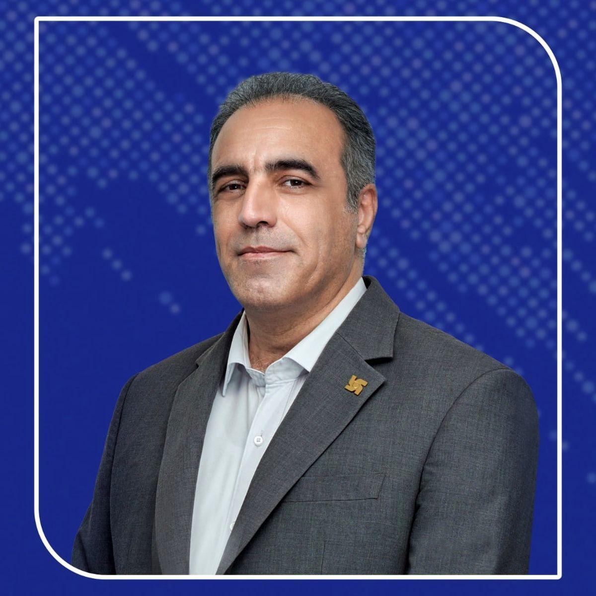 معرفی سید محمد یمنی به عنوان مدیرعامل جدید بیمه سرمد
