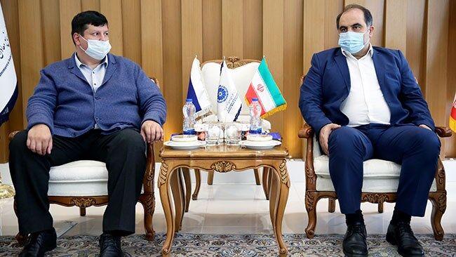 حجم تجارت ایران و روسیه در حد انتظارات ۲ طرف نیست