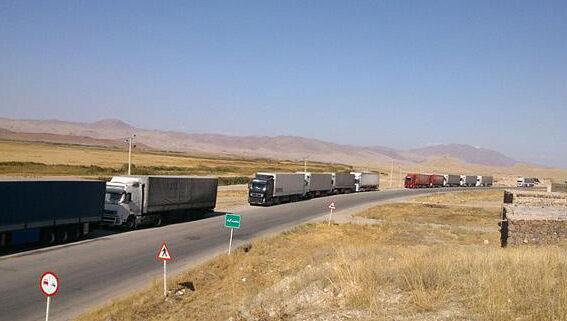 باکو به سختگیریهای غیرمنطقی نسبت به رانندگان ایرانی خاتمه دهد