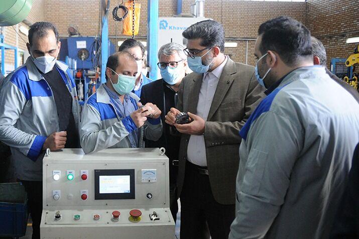 موتور DC شیشه بالابر محصولات ایران خودرو داخلی سازی شد