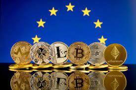 ارزش اقتصاد رمز ارزها در اروپا به ۸۷۰ میلیارد یورو رسید
