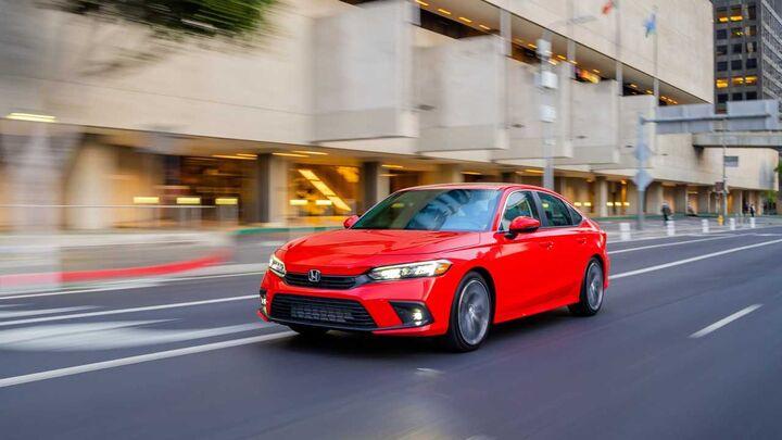 خودرو در بازار جهانی گران شد| قیمت هوندا سیویک ۲۰۲۲