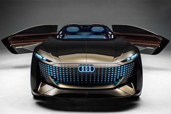 شرکت آئودی از خودروی جدید خود Audi Skysphere رونمایی کرد