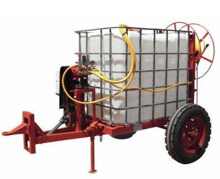 افزایش بهره وری با تجهیزات مدرن کشاورزی  سمپاشهای تیلری؛ الکترومغناطیس ها موثر در دفع آفات مزرعه