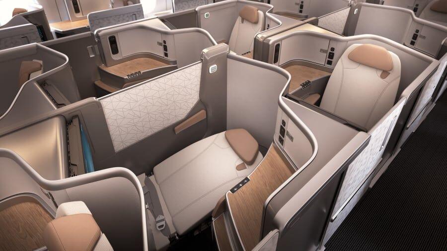 پروازهای لوکس باسوئیت های فرست کلاس