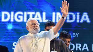 چشم انداز یک میلیارد دلاری هند در اقتصاد دیجیتال