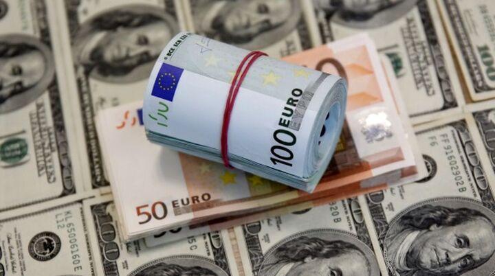 نرخ رسمی یورو و ۲۳ ارز دیگر کاهش یافت