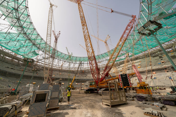 سودآوری ساخت و ساز قطر برای جام جهانی؛ گل کاشتن دوحه، کمی پایین تر از تهران!