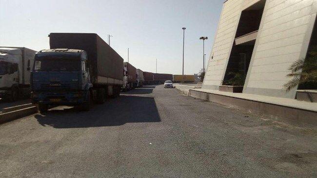 مرز چذابه برای صادرات بازگشایی شد
