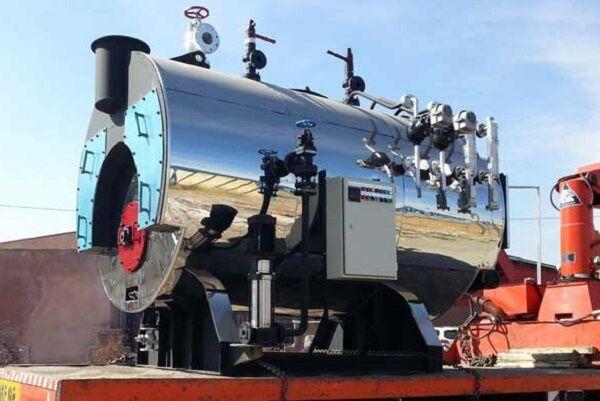 تولید ۱۵ مدل دیگ بخار صنعتی در تبریز