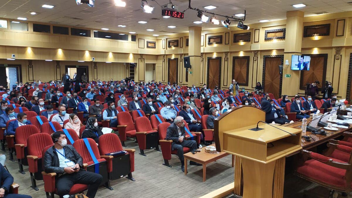مجمع تجاری قزاقستان و ایران برگزار شد