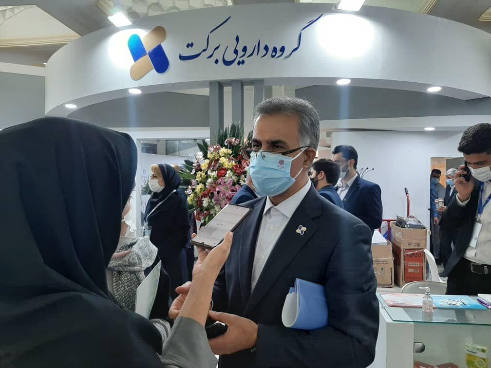 عرضه همزمان داروهای ضد کرونای برکت با دنیا| مذاکره با ۵ کشور برای صادرات واکسن ایرانی