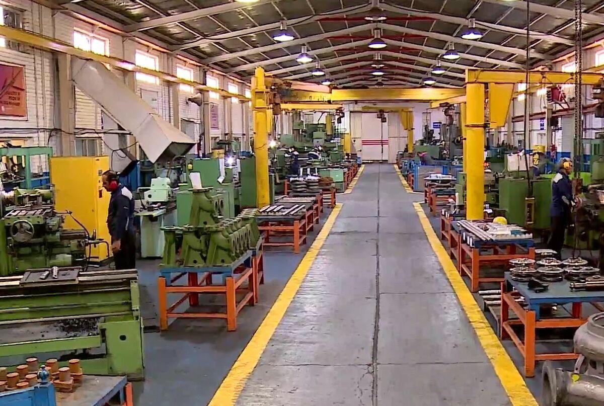تولید پمپ های نفت، گاز و پالایشگاهی توسط یک شرکت دانش بنیان در تبریز