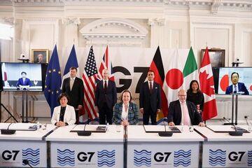 نخستین توافق اصولی کشورهای گروه ۷ در خصوص تجارت بین المللی دیجیتال